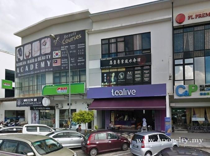 Tealive @ Bukit Indah