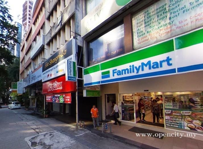 FamilyMart Malaysia @ Jalan Sultan Ismail
