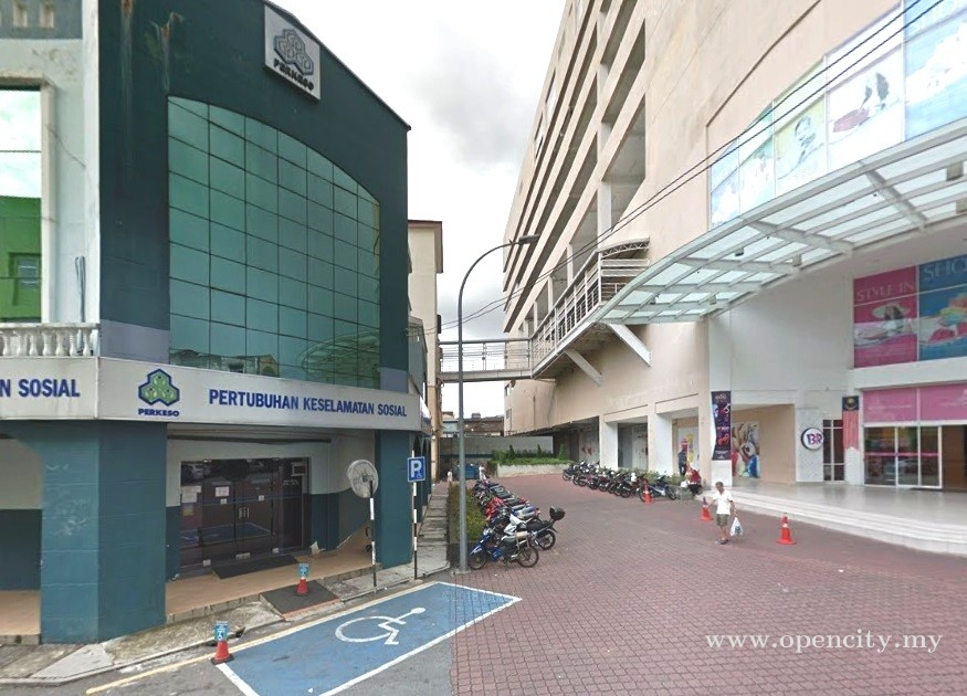 Pejabat Perkeso Socso Taiping Taiping Perak
