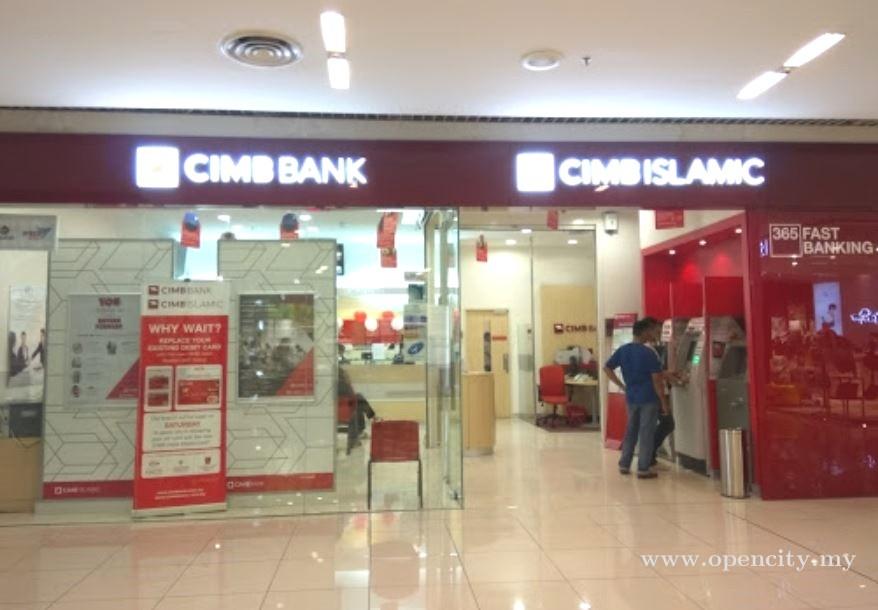 CIMB Bank @ Queensbay Mall