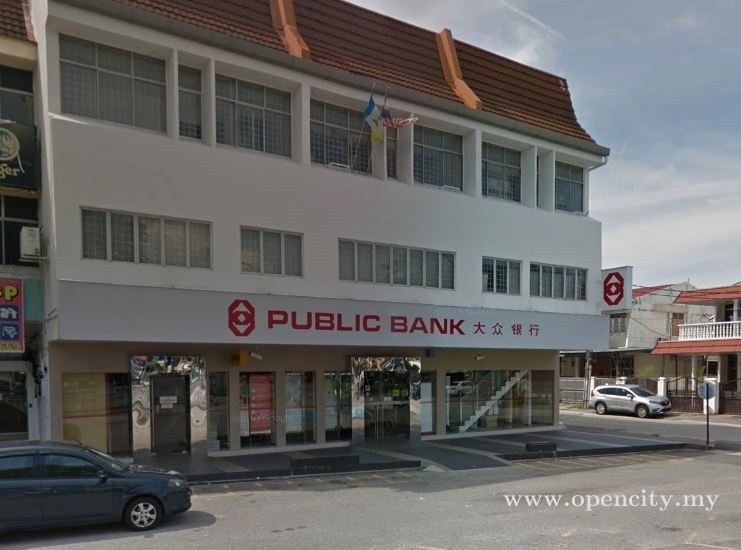 Public Bank @ Bagan Ajam