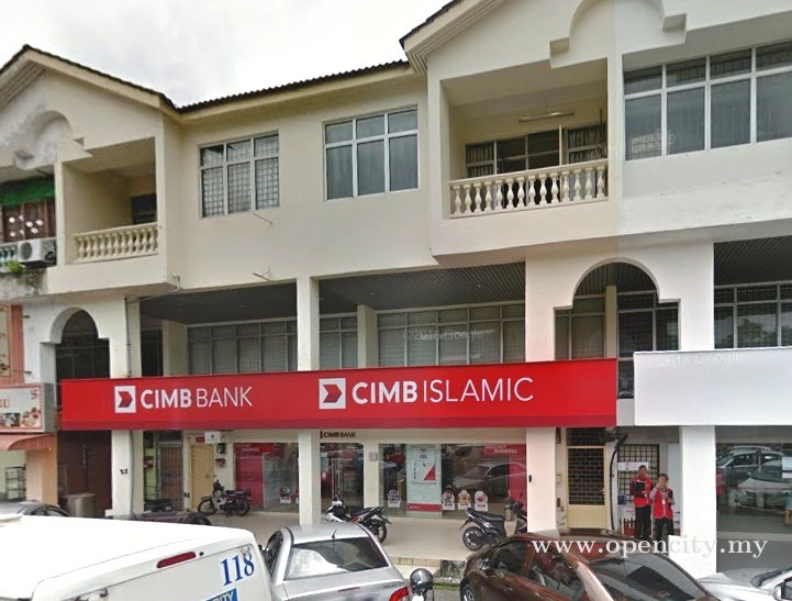 CIMB Bank @ Air Itam Farlim