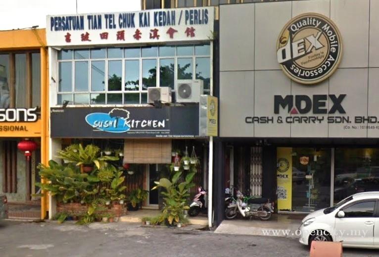 Sushi Kitchen @ Alor Setar Branch