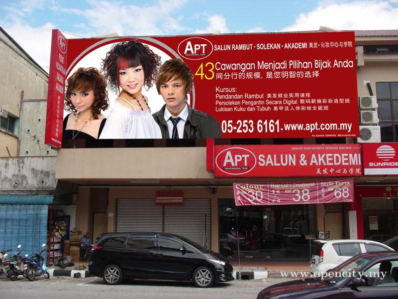 APT Hair Salon @ Ipoh
