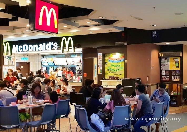 McDonald's Berjaya Times Square