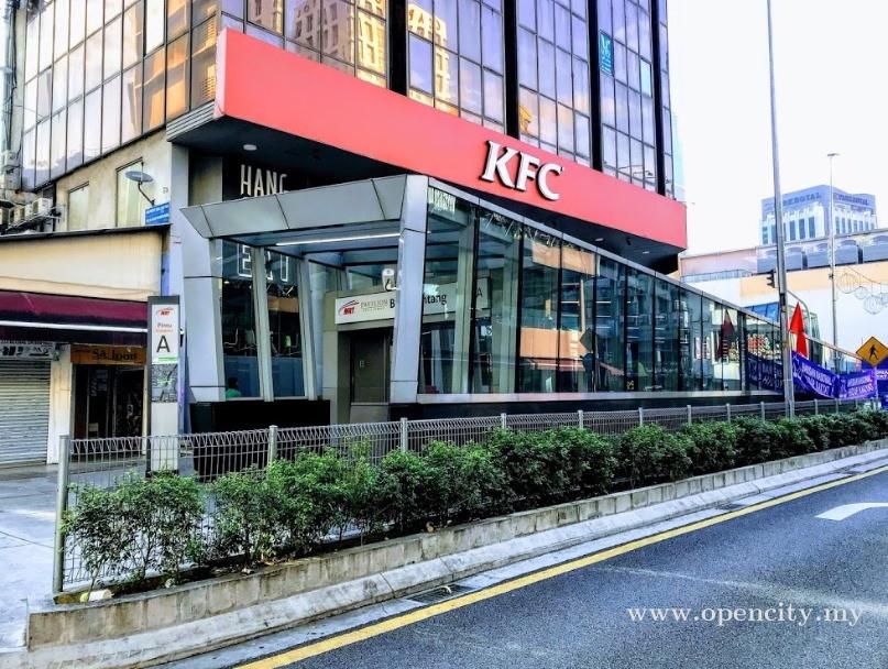 KFC Bukit Bintang