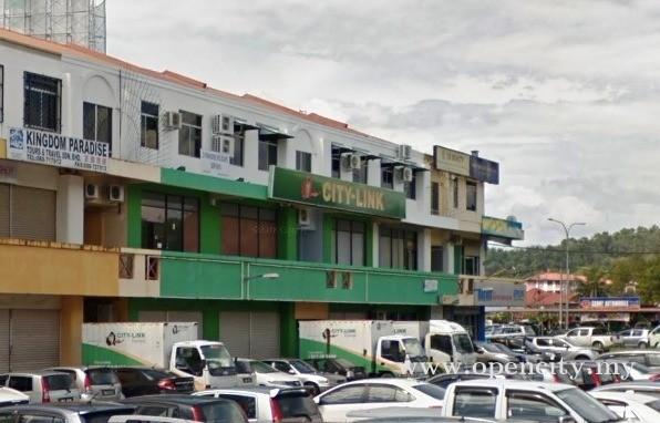 City-link Express @ Kota Kinabalu