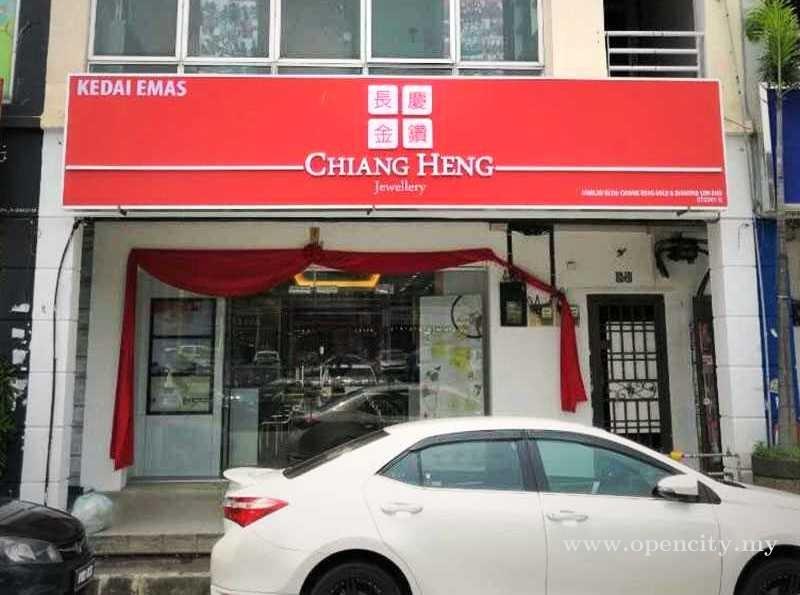 Chiang Heng Jewellry (Kedai Emas) @ Johor