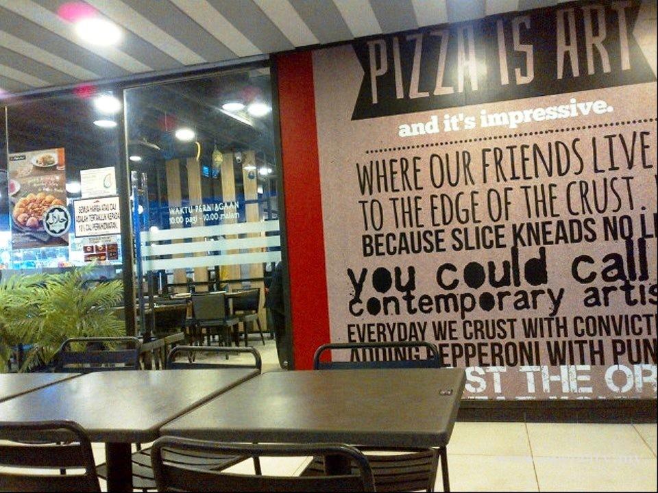 Pizza Hut @ G-Orange