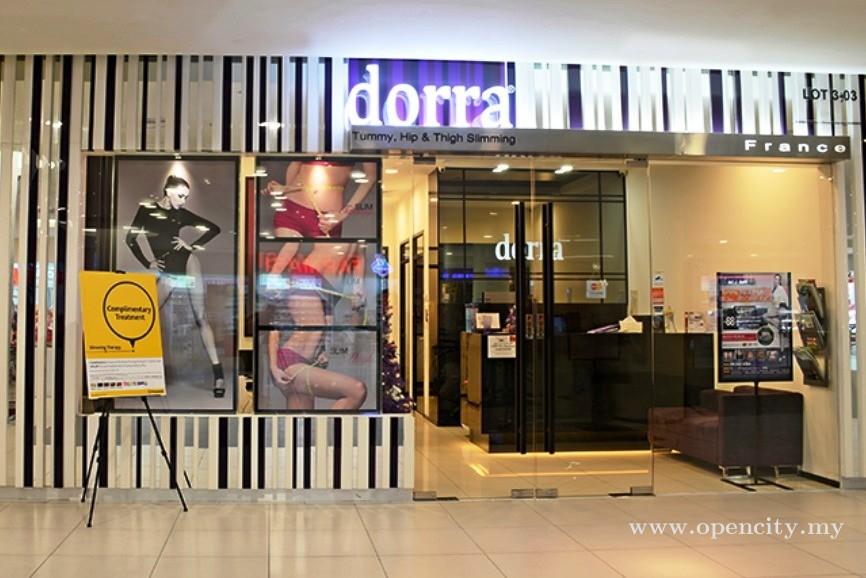 Dorra Slimming @ 1st Avenue