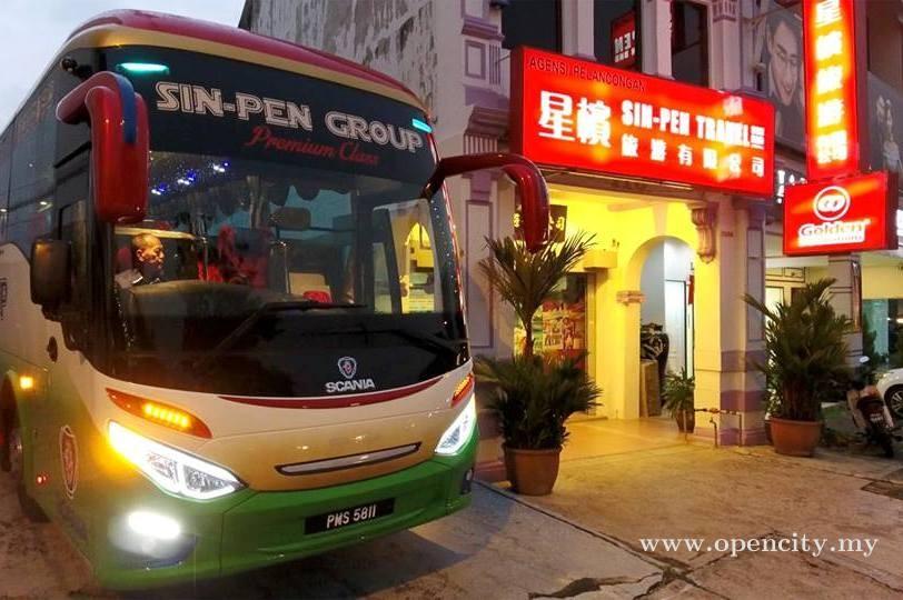 Sin-Pen Travel Sdn Bhd