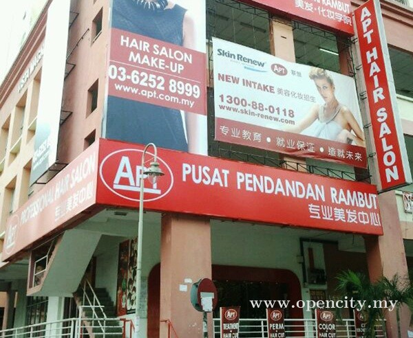 APT Hair Salon @ Kepong