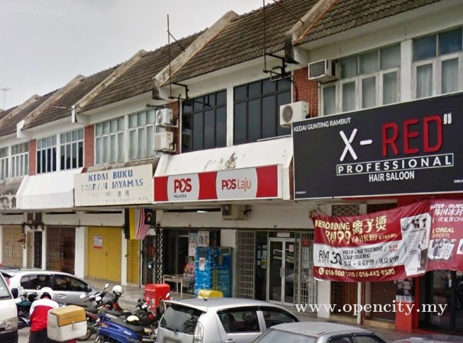 Post Office (Pejabat Pos Malaysia) @ Bercham