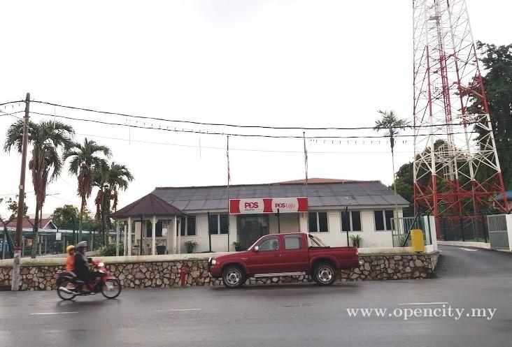 Post Office (Pejabat Pos Malaysia) @ Bota