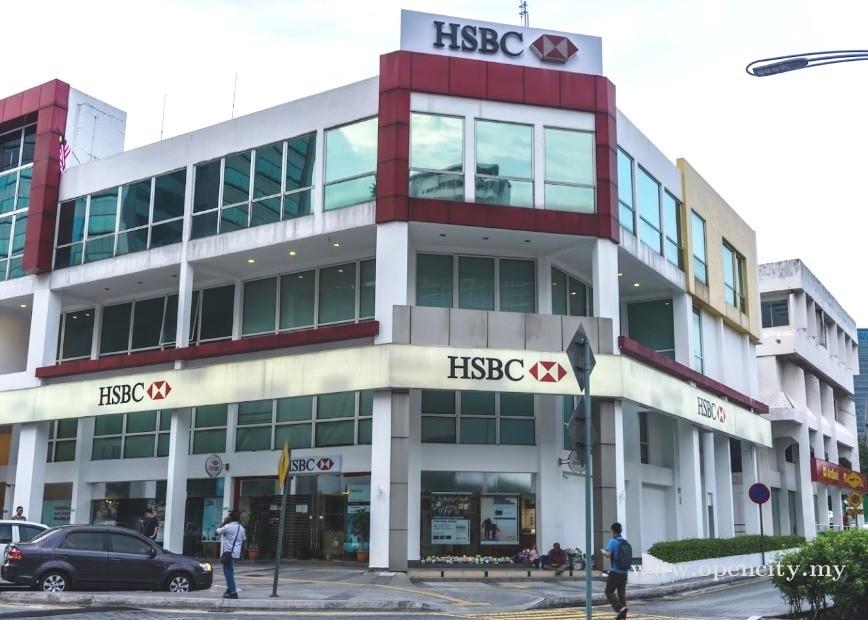 HSBC Bank @ Damansara Utama