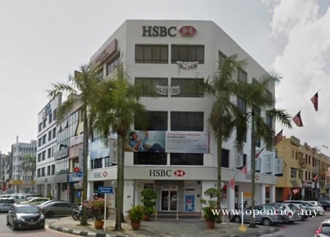 HSBC Bank @ Klang