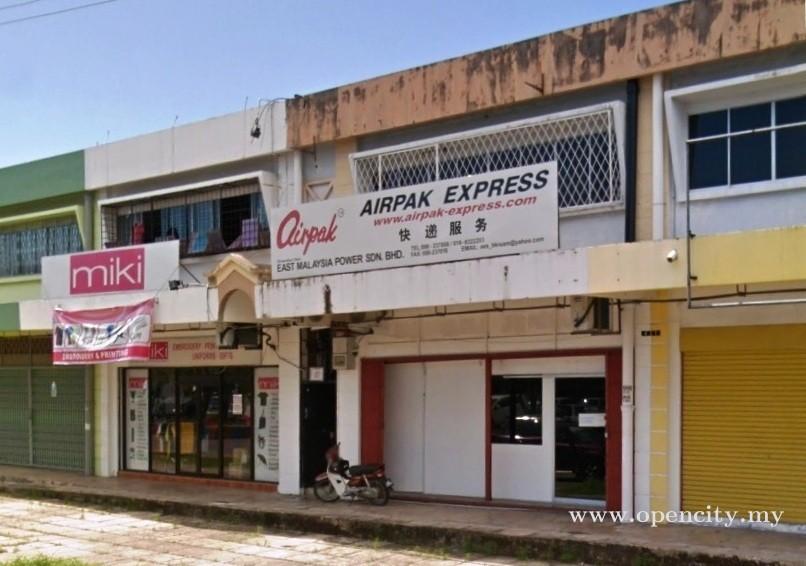 Airpak Express @ Kota Kinabalu
