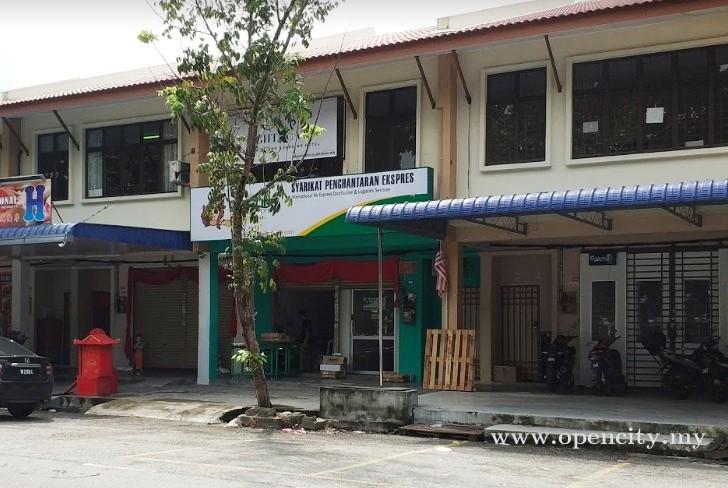 City-link Express @ Nibong Tebal