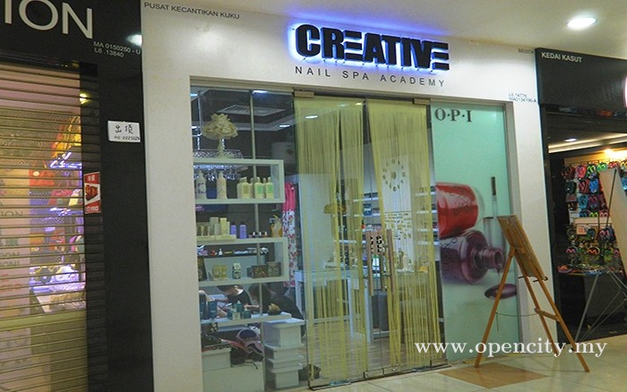 Creative Nail Spa Academy @ Dataran Pahlawan