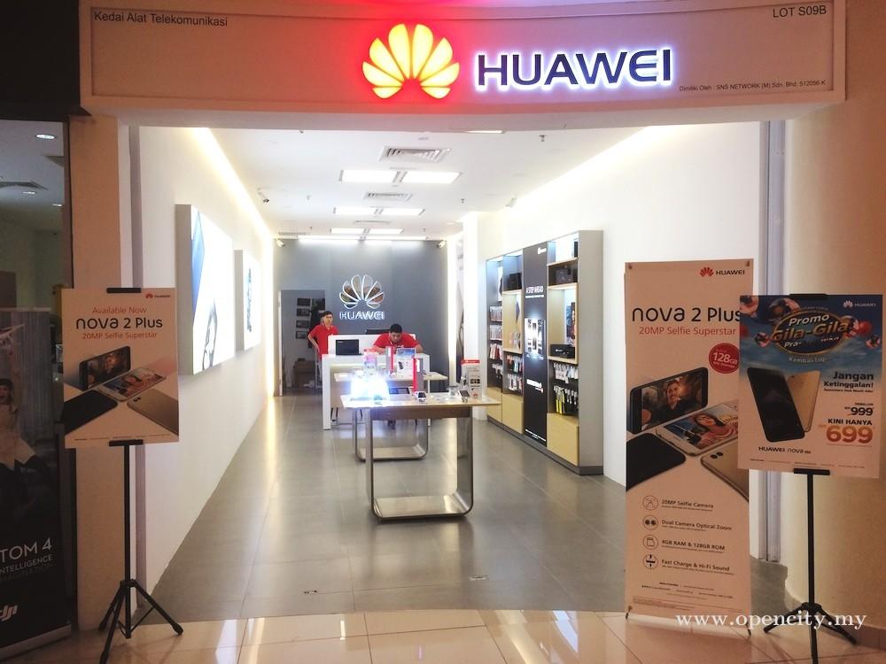 Huawei Store @ Ipoh Parade