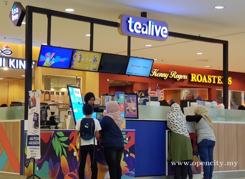Tealive @ East Coast Mall