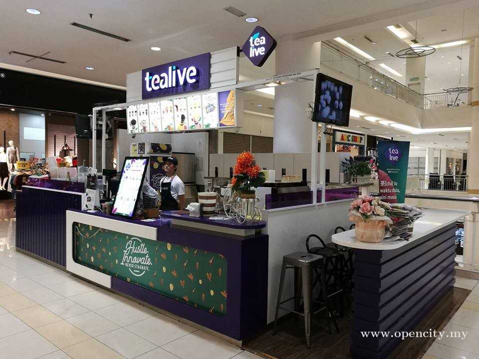 Tealive @ Batu Pahat Mall