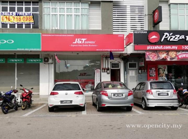 J&T Express @ Gelang Patah