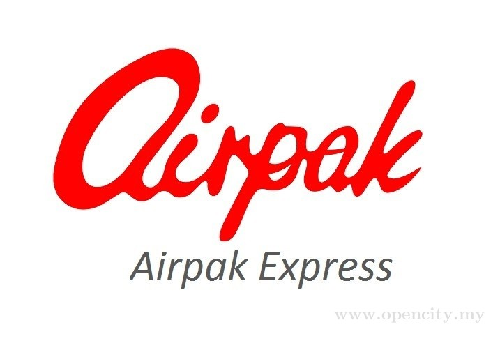 Airpak Express @ Kangar