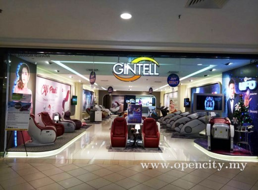 GINTELL @ Mid Valley Megamall