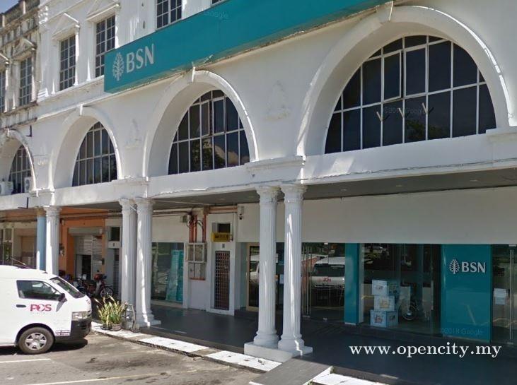 BSN (Bank Simpanan Nasional) Islamic Banking @ Bandar Baru Perda