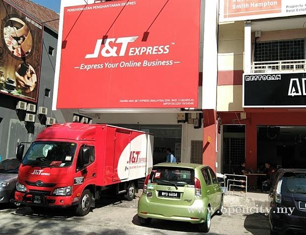 J&T Express @ Sunway
