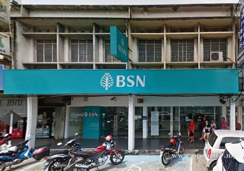 BSN (Bank Simpanan Nasional) @ Bukit Mertajam