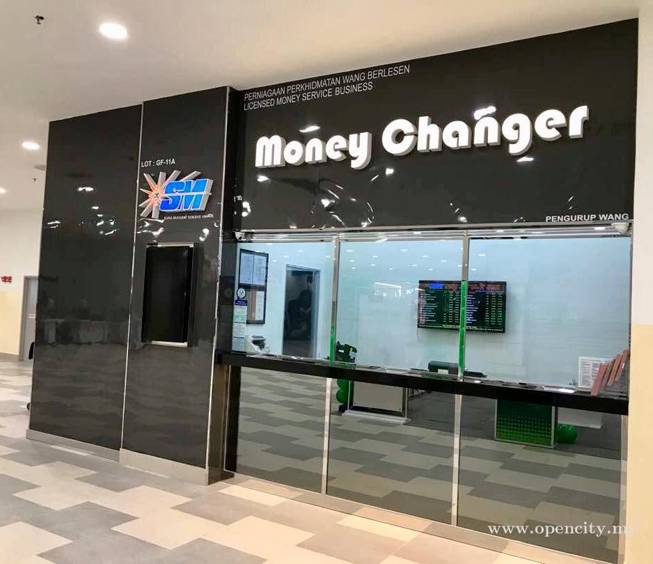 Suria Muhabat (Money Changer) @ Kuantan City Mall