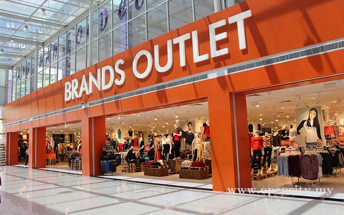 Brands Outlet @ Dataran Pahlawan