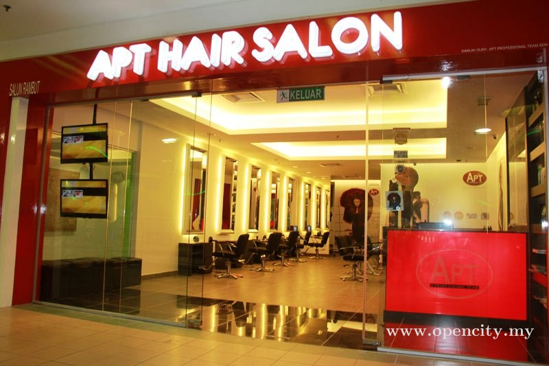 APT Hair Salon @ AEON Bukit Raja