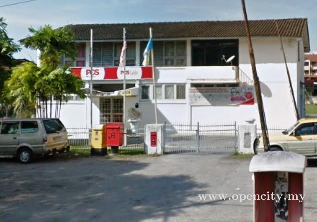 Post Office (Pejabat Pos Malaysia) @ Mak Mandin