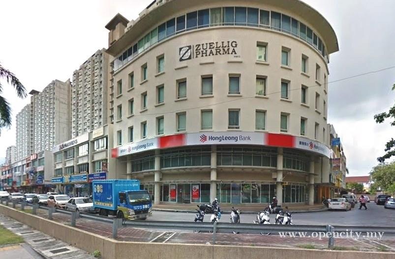 Hong Leong Bank @ Jelutong
